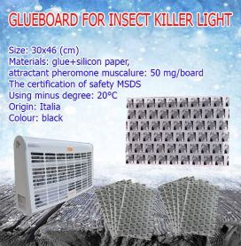 GLUE BOARD FOR FLYING KILLER LIGHT (