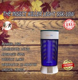 THE INSECT KILLER LIGHT SSK-10W