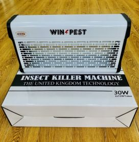 THE INSECT KILLER WINPEST WIN-30W (WHITE )